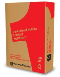 Dyckerhoff - cement komfort