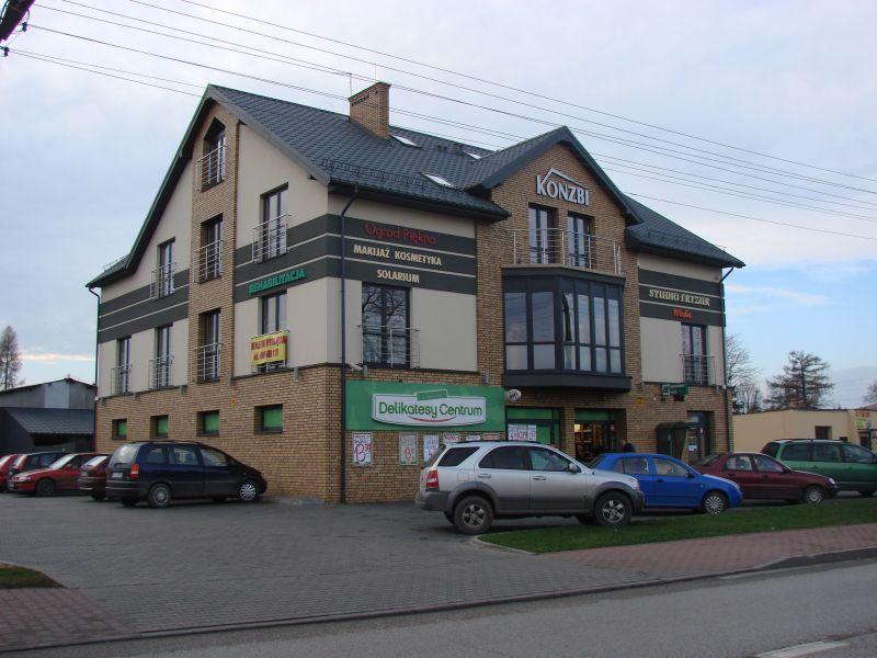 Lokale użytkowe w Samsonowie (koło Kielc)