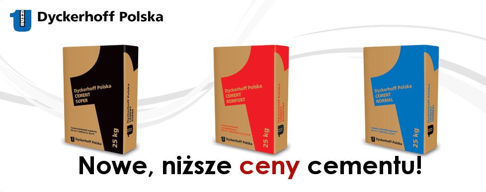 Dyckerhoff Polska Promocja cenowa