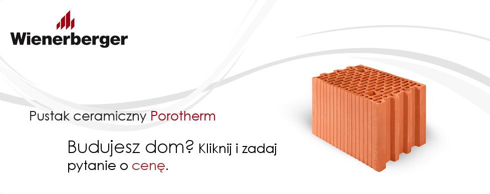baner promocja porotherm kielce